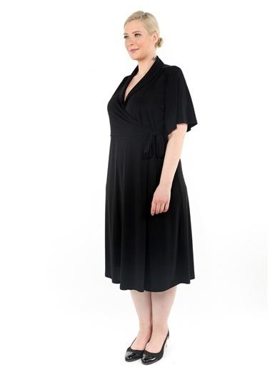 Luokk Luokk Siyah Elbise Siyah